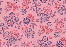 Mod?le sans couture de conception florale illustration stock