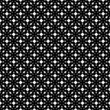 Mod?les r?p?t?s noirs et blancs de vecteur abstrait, illustration libre de droits