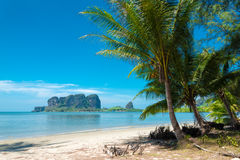 Mod Tanoy beach, Thailand Royalty Free Stock Photos