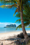 Mod Tanoy beach, Thailand Stock Images