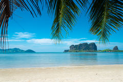 Mod Tanoy beach, Thailand Stock Photo