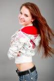 mod włosy Zdjęcia Royalty Free