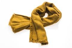 37d852a6bed63 Moda żółty Szalik Dla Zima Sezonu Obraz Stock - Obraz złożonej z ...