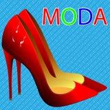 MODA Imagem de Stock Royalty Free