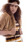 moda afrykański portret Fotografia Stock
