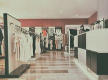 Moda butik fotografia stock