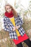 Moda con colores Foto de archivo libre de regalías