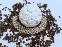 Moda de Coffe Fotos de archivo libres de regalías