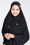 Moda de los musulmanes Imagen de archivo libre de regalías