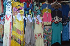 Moda en el Ljublicana Foto de archivo libre de regalías