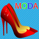 MODA Royalty Free Stock Image