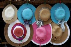 moda kapelusz Zdjęcia Royalty Free