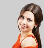 Młoda kobieta portret Zdjęcie Royalty Free