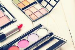 Moda kosmetyka set zdjęcie royalty free
