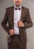 Moda kostium Fotografia Stock