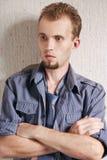 Moda mężczyzna Fotografia Stock