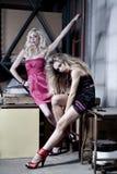 moda magazyn Zdjęcie Stock