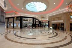 Moda Mall in Bahrain World Trade Center. Moda Mall inside of the Bahrain World Trade Center. Kingdom of Bahrain, Middle East Stock Photography
