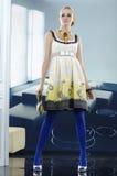 moda model Fotografia Stock