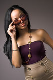 moda model Fotografia Royalty Free