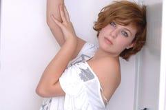 Moda nastoletni Model Fotografia Stock