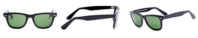 Moda okulary przeciwsłoneczni Fotografia Royalty Free