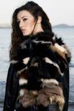 moda piękny model obrazy royalty free