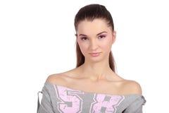 Moda piękny model Zdjęcie Royalty Free