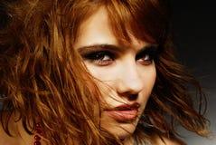moda portret Obraz Royalty Free