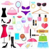 Moda przedmiot Zdjęcie Stock