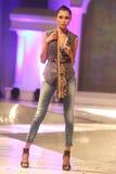 Moda a solas del batik Fotografía de archivo