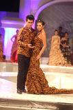 Moda a solas del batik Imagen de archivo libre de regalías