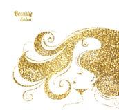 Moda sztandar dla Uzupełniał, kosmetyk, Robi zakupy royalty ilustracja