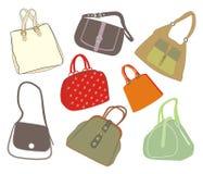 moda torby Obrazy Stock