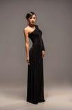 Moda wizerunek azjatykcia kobieta Fotografia Royalty Free
