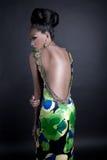 Moda wspaniały model    Zdjęcie Stock