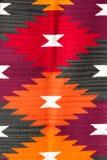 Moda y fondo coloreado de la manta Imágenes de archivo libres de regalías