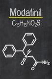 Modafinil Stock Image