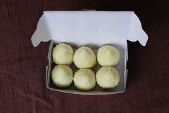 Modak. Is an Indian sweet which is prepared specially during Ganesh Chaturthi Stock Image