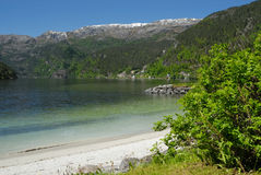 Modalen, Norway Stock Images