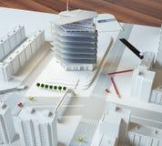 Modalidade arquitectónica ilustração do vetor