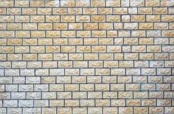 Modderige muurtegels Stock Foto