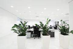 Moddern office Stock Photography