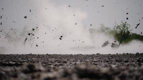 Moddervulkaan Bledug Kuwu, Indonesi? stock video