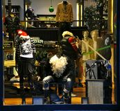 Mode 2011 de Noël Photographie stock