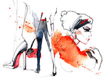 Mode Arkivbilder