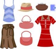 mode stock illustrationer