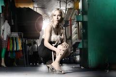 Mode Photographie stock libre de droits