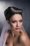 Mode av bruden Royaltyfria Foton