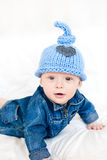 Mode behandla som ett barn royaltyfri bild